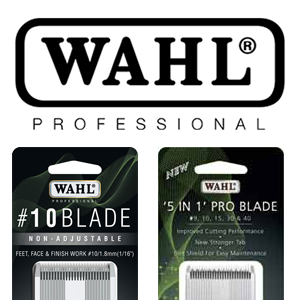 Wahl Specialized Blades